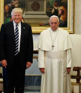 Pope & Trump